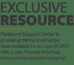 Exclusive Resource