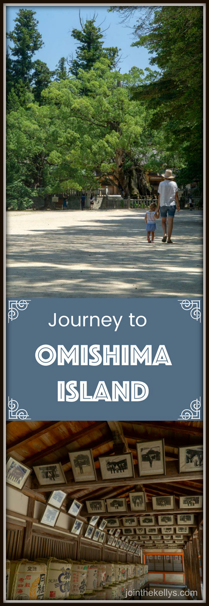 Journey to Omishima Island