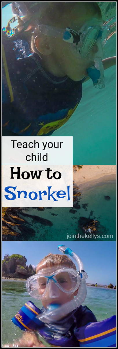 Learn how to snorkel