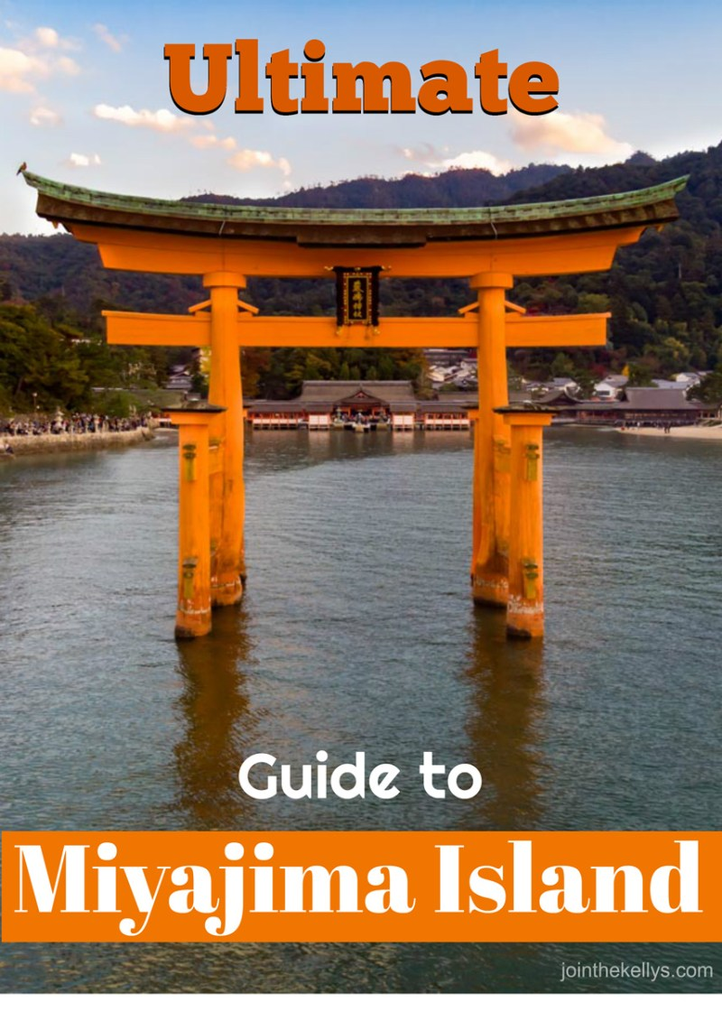 guide to Miyajima, Japan