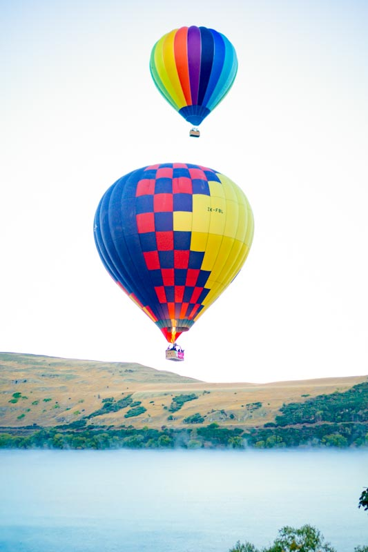Queenstown-hot-air-balloon