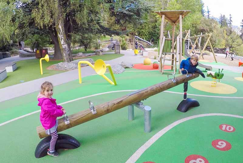 Queenstown-teeter-totter