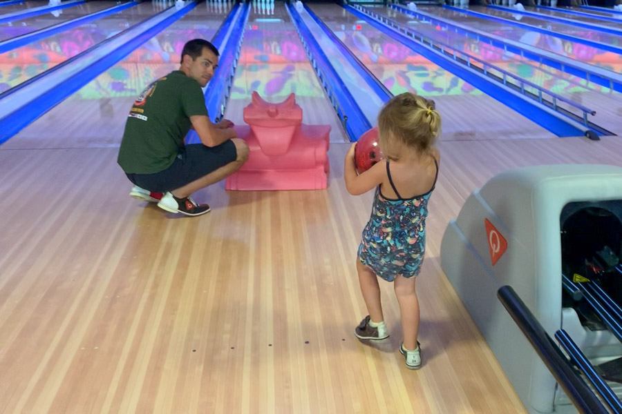Bowling week 4 in italy