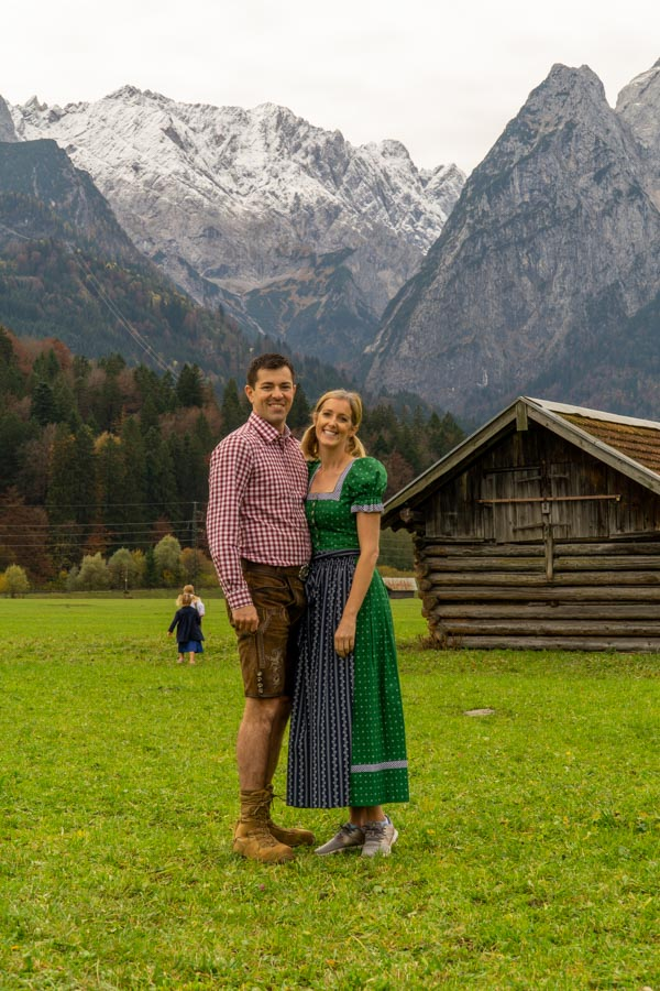 Couple in Bavaria