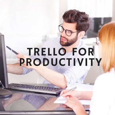 Trello for Productivity for admin and assistants thumbnail