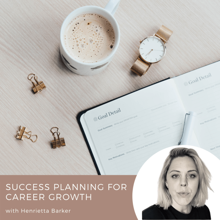Success Planning for Career Growth with Hen Barker