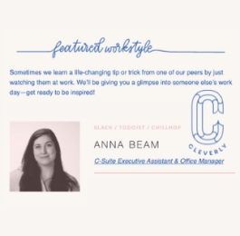 Office Manager Workstyle Anna Beam Featured