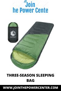 Best Sleeping Bags for Big Guys