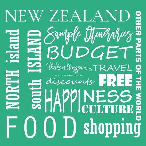 New Zealand Travel Logo