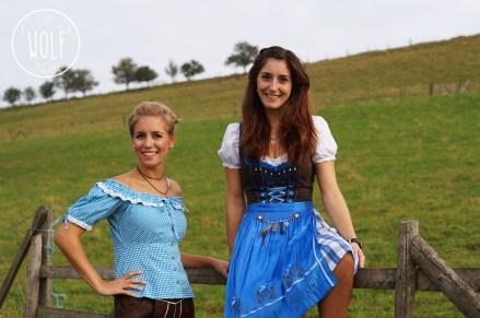 Julia & Tami
