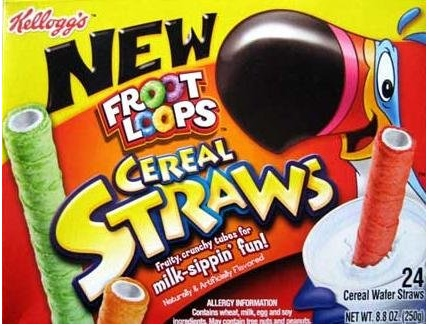 Cereal Straws