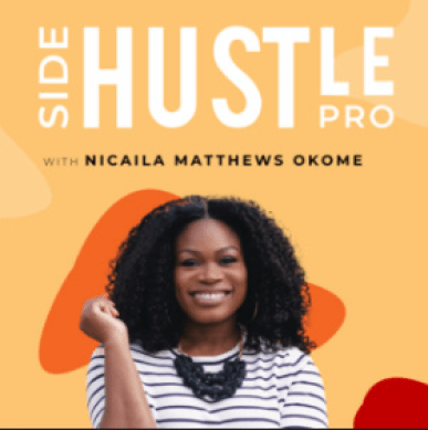 side hustle pro podcast, creative entrepreneur, multi passionate creative