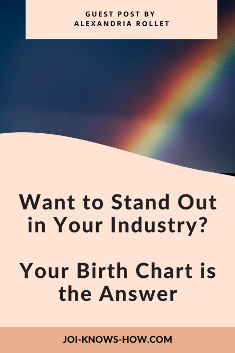 Why Knowing Your Birth Chart is Essential to Building a Successful Creative Business