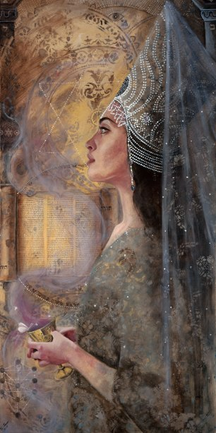 Sacred Feminine - Jo Jayson - Artist | Expressions of the Goddess
