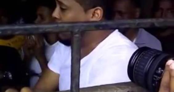 Lapiz preso rapeando en la carcel freestyle 2015