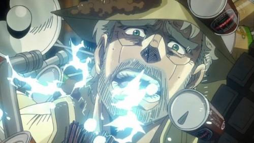 ジョジョ アニメ 第三部 第31話 ジョセフ「これほど頼んでも?」