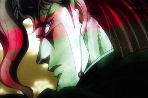 ジョジョアニメ 第三部 第2話 花京院