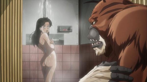 ジョジョ アニメ 第三部 第7話 アンを襲うフォーエバー