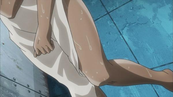 ジョジョ アニメ 第三部 第7話 裸のアン