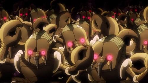 ジョジョ アニメ 第三部 第17話 ラバーズ 「最も!」