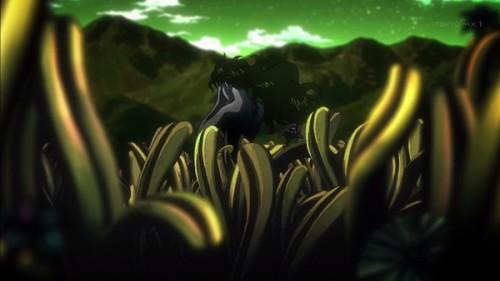 ジョジョ アニメ 第三部 第21話 謎の女