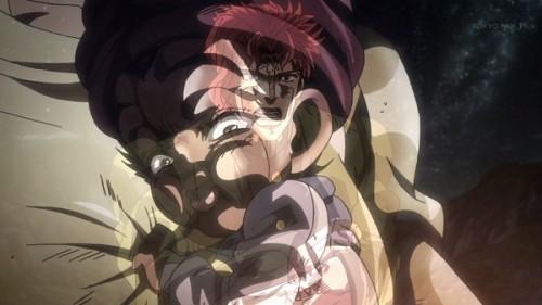 ジョジョ アニメ 第三部 第20話 ほくそ笑むマニッシュボーイ