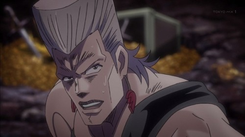 ジョジョ アニメ 第三部 第21話 ポルナレフ 「死んだ人間を 生き返らすことはできるのか?」