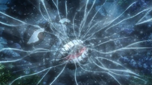 ジョジョ アニメ 第三部 第24話 吸い込む女教皇