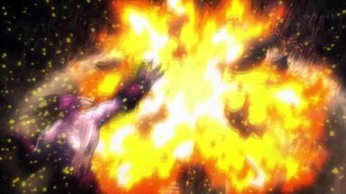 ジョジョ アニメ 第三部 第22話 マジシャンズレッド 地獄の業火 「ゴッバオンッ」