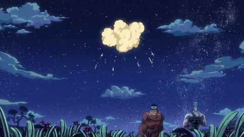 ジョジョ アニメ 第三部 第22話 逃げるカメオ