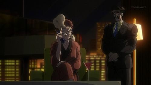 ジョジョ アニメ 第三部 第23話 電話越しのスージーQ