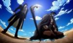 ジョジョ アニメ 第三部 第26話 ンドゥール 「そこまで近づいていたとは」