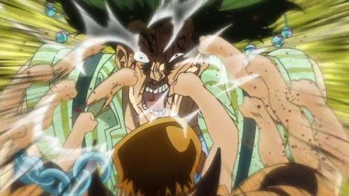 ジョジョ アニメ 第三部 第33話 オラオララッシュされるアレッシー