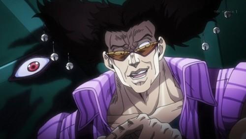 ジョジョ アニメ 第三部 第33話 説明するアレッシー