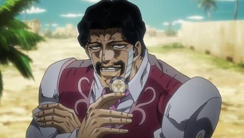 ジョジョ アニメ 第三部 第34話 勝ち誇るダービー