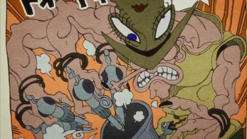 ジョジョ アニメ 第三部 第37話 パイプに弾丸をブチ込むホル・ホース
