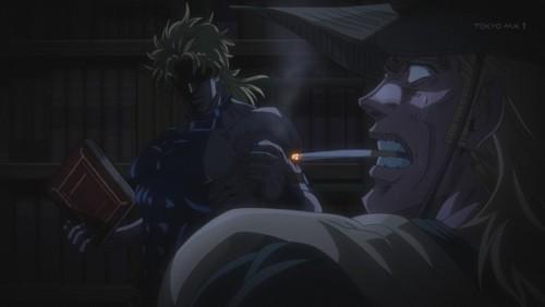 ジョジョ アニメ 第三部 第36話 ホル・ホースとDIO