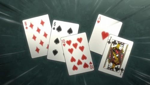 ジョジョ アニメ 第三部 第35話 ブタのカード