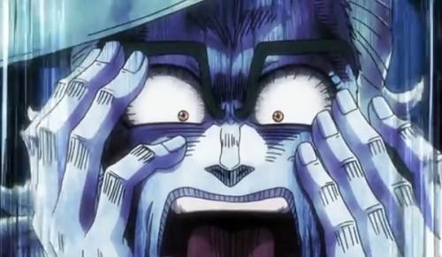 ジョジョ アニメ 第三部 第37話 焦りすぎのホル・ホース
