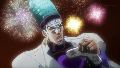 ジョジョ アニメ 第三部 第41話 一点返したテレンス