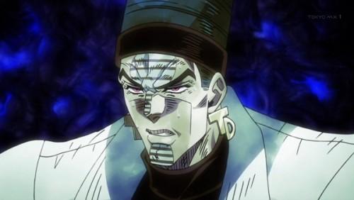 ジョジョ アニメ 第三部 第41話 「実感としてわかった」