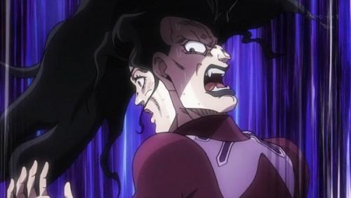 ジョジョ アニメ 第三部 第44話 「オレの無敵の能力がァーーッ」