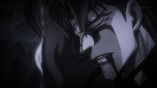ジョジョ アニメ 第三部 第46話 花京院の最後のメッセージ