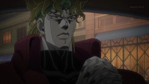 ジョジョ アニメ 第三部 第45話 「関係ない 行け」