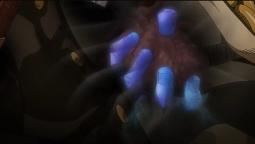 ジョジョ アニメ 第三部 第47話 心臓を止める承太郎