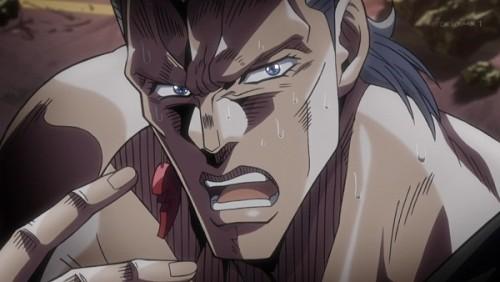 ジョジョ アニメ 第三部 第45話 「頭がどうにかなりそうだった」