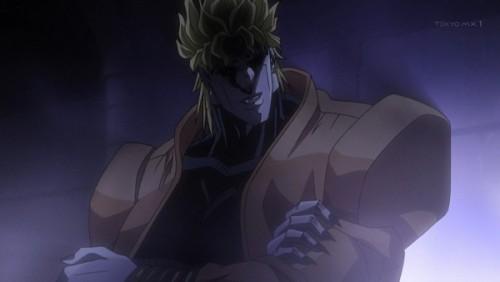ジョジョ アニメ 第三部 第45話 「階段を降りたな」