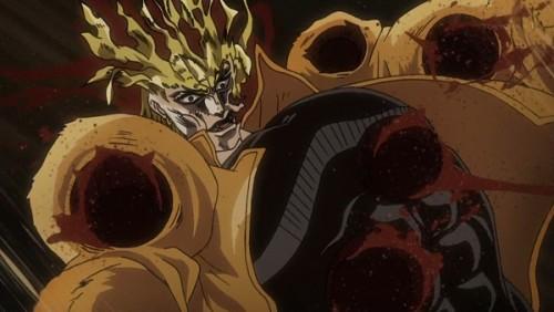 ジョジョ アニメ 第三部 第47話 「かかったな承太郎ッ!これが我が逃走経路だ」