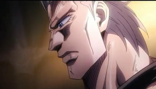 ジョジョ アニメ 第三部 第45話 ポルナレフの思い