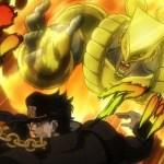 ジョジョ アニメ 第三部 第47話 「今度こそッ!死ねいッ!承太郎!!」